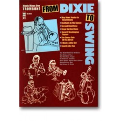 From Dixie to Swing (+CD) : for trombone
