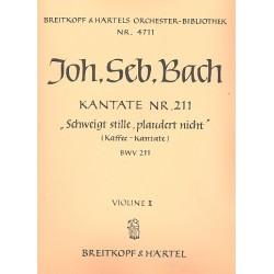 Bach, Johann Sebastian: Schweigt stille plaudert nicht Kantate Nr.211 BWV211 Violine 2