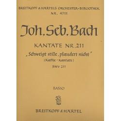 Bach, Johann Sebastian: Schweigt stille plaudert nicht Kantate Nr.211 BWV211 Cello/Baß