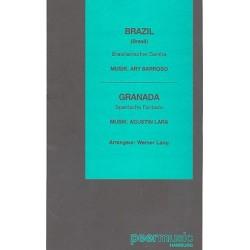 Barroso, Ary E.: Brazil und Granada: für Salonorchester