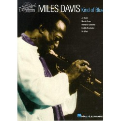 Miles Davis : Kind of Blue transcribed score