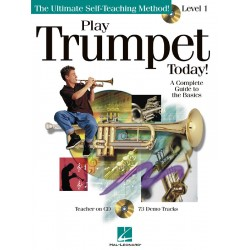 Play Trumpet today Level 1 (+CD): fior trumpet
