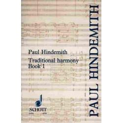 Hindemith, Paul: Traditional Harmony volume 1
