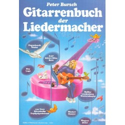 Bursch, Peter: Gitarrenbuch der Liedermacher