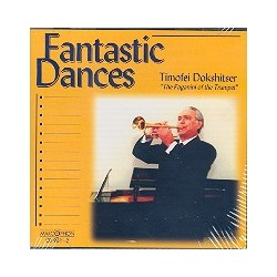 Fantastic Dances : CD Timofei Dokshitser, trompette