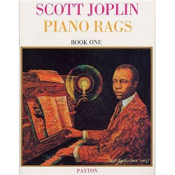 Joplin, Scott: Piano Rags vol.1