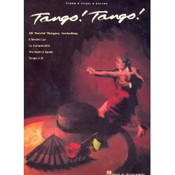 Tango Tango : 19 torrid tangos for piano/voice/guitar