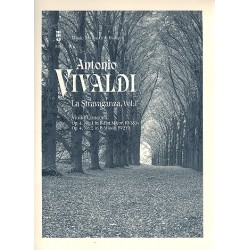 Vivaldi, Antonio: 2 Violin Concertos op.4 (+2 CD's) : violin part