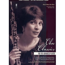 Music minus one oboe (+CD) : Oboe classia for for the advanced player