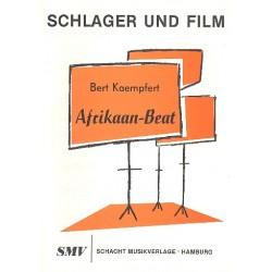Kämpfert, Bert: Afrikaan-Beat : Einzelausgabe für Klavier