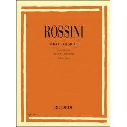 Rossini, Gioacchino: Serate musicali vol.2 : 4 duetti per canto e pianoforte