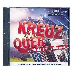 Kreuz und Quer durch die Harmonikawelt : CD