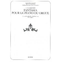 Cherubini, Luigi: Fantasia : pour le piano (orgue)