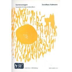 Hofmann, Dorothea: Sommerreigen : Tanzszenen : für 2-3 Konzertzithern Spielpartitur