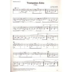 Avsenik, Slavko: Trompeten-Echo : für 1-4 Handharmonikas Handharmonika 3-4