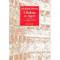 Rossini, Gioacchino: L'Italiana in Algeri libretto (it)