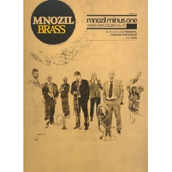 Mnozil Minus One (+CD) für Trompete (Posaune/Euphonium/Horn/Tuba) Playalong-Ausgabe