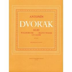 Dvorák, Antonín: Waldesruhe op.68,5 : für Violoncello und Klavier
