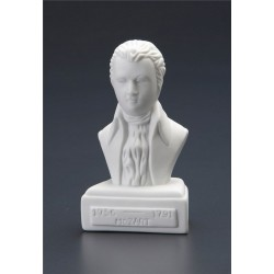 B├╝ste Wolfgang Amadeus Mozart 13 cm