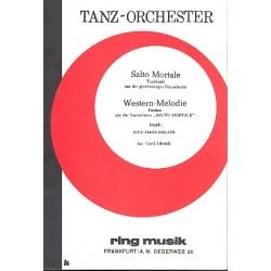 M├╝ller, Rolf Hans: Salto mortale und Western-Melodie : f├╝r Salonorchester