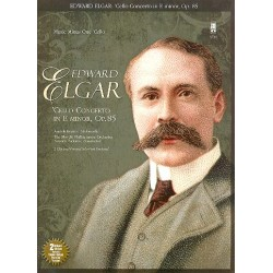 Elgar, Edward: Cello Concerto in e Minor op.85 (+2 CD's) : cello part
