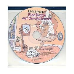 Strakhof, Dirk: Eine Katze auf der Matratze : CD