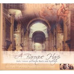 A Baroque Harp : CD