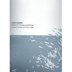 Gröndahl, Laundy: Konzert für Posaune und Orchester Partitur