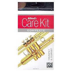 Alfred's Care Kit : trumpet/cornet