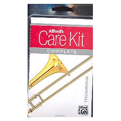 Alfred's Care Kit : trombone