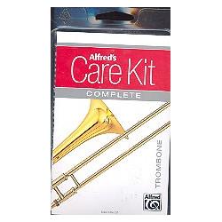 Alfred's Care Kit : trombone
