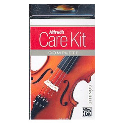 Alfred's Care Kit : string instrument