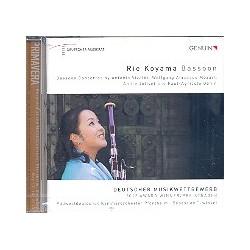 Rie Koyama - Fagott : CD