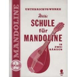 W├Âlki, Konrad: Schule f├╝r Mandoline Band 2