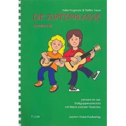 Krugmann, Heike: Die Zupferklasse : für Gitarren (Mandolinen) Schülerheft