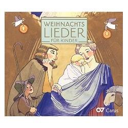 Weihnachtslieder für Kinder : CD