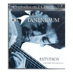 David Tanenbaum plays Estudios : 2 CD's