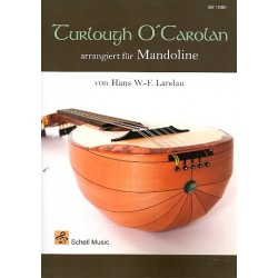 O'Carolan, Turlough: Turlough O'Carolan : für Mandoline
