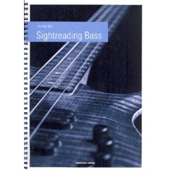 Dirr, Thomas: Sight Reading Bass : für E-Bass Neuausgabe 2017