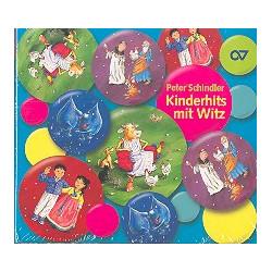 Schindler, Peter: Kinderhits mit Witz Band 3-6 : CD