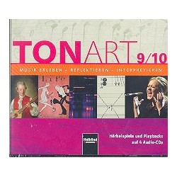 Tonart 9/10 - Regionalausgabe Bayern : 4 CD's (Gesamtaufnahme und Playbacks)