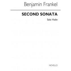 Frankel, Benjamin: Sonate Nr.2 op.39 : für Violine Archivkopie