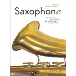 Müller-Elschner, Claudia: Saxophon - Ein Instrument und sein Erfinder