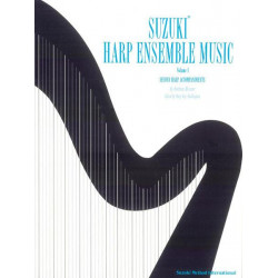 Suzuki Harp Ensemble vol.1 harp 2