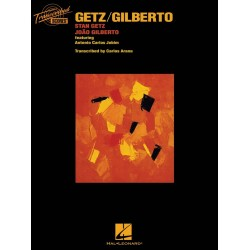 Jobim, Antonio Carlos: Getz and Gilberto featuring Carlos Jobim : songbook vocal/guitar/tab/rock score