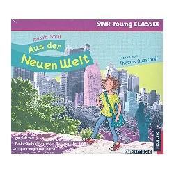 Dvorák, Antonín: Aus der neuen Welt - Sinfonie e-Moll Nr.9 : Hörbuch-CD