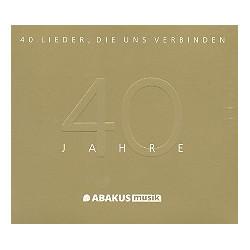 40 Jahre Abakus - 40 Lieder die uns verbinden : 2 CD's