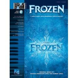 Anderson-Lopez, Kristen: Frozen (Die Eiskönigin - Völlig unverfroren) (+CD) : piano duet playalong vol.44 score