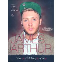 Cohen, Nadia: James Arthur - unofficial personality book broschiert