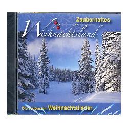 Zauberhaftes Weihnachtsland : CD